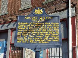 A Tour with August Wilson's Niece