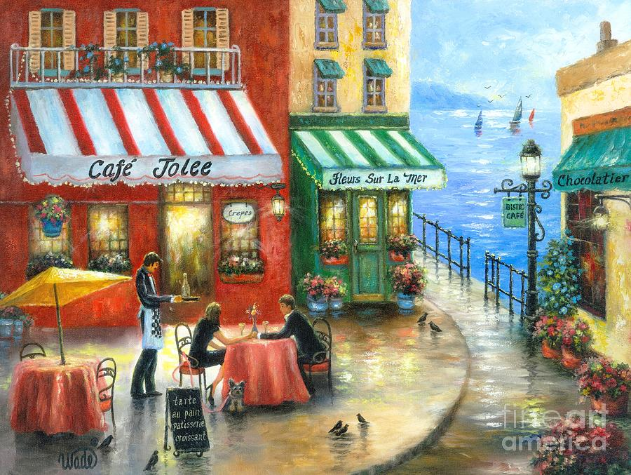 A French Cafe