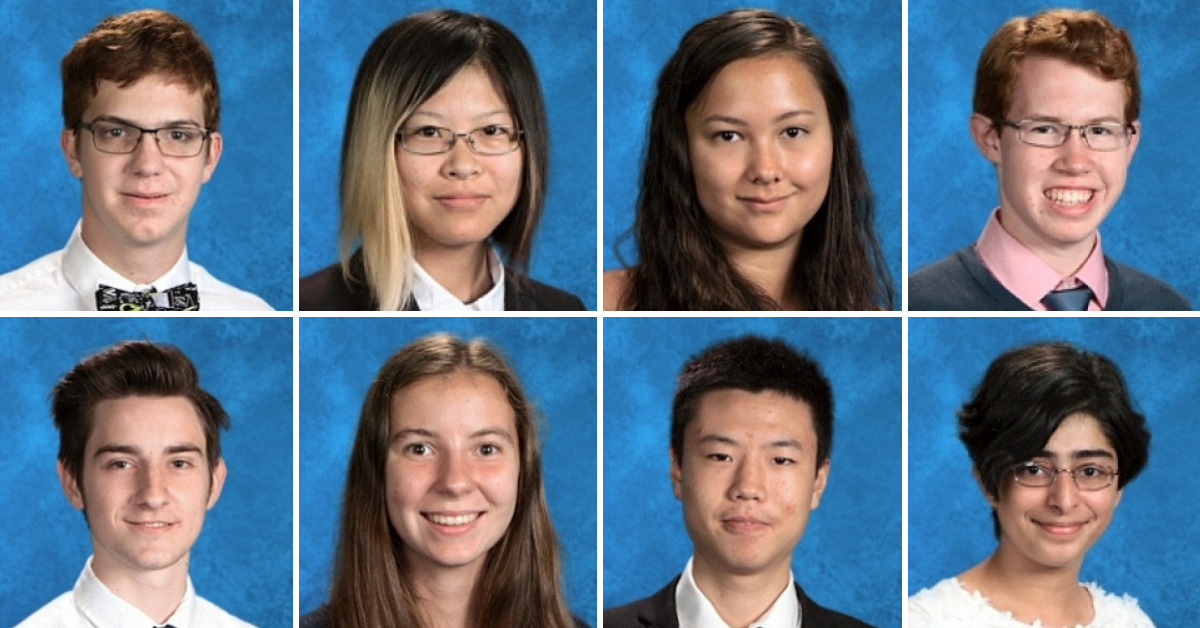 Class of 2019 Recognized by National Merit Scholarship Corporation