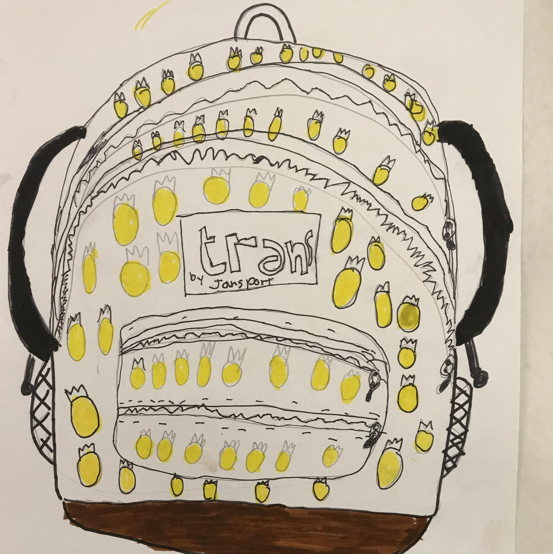 Third Grade Backpack Design